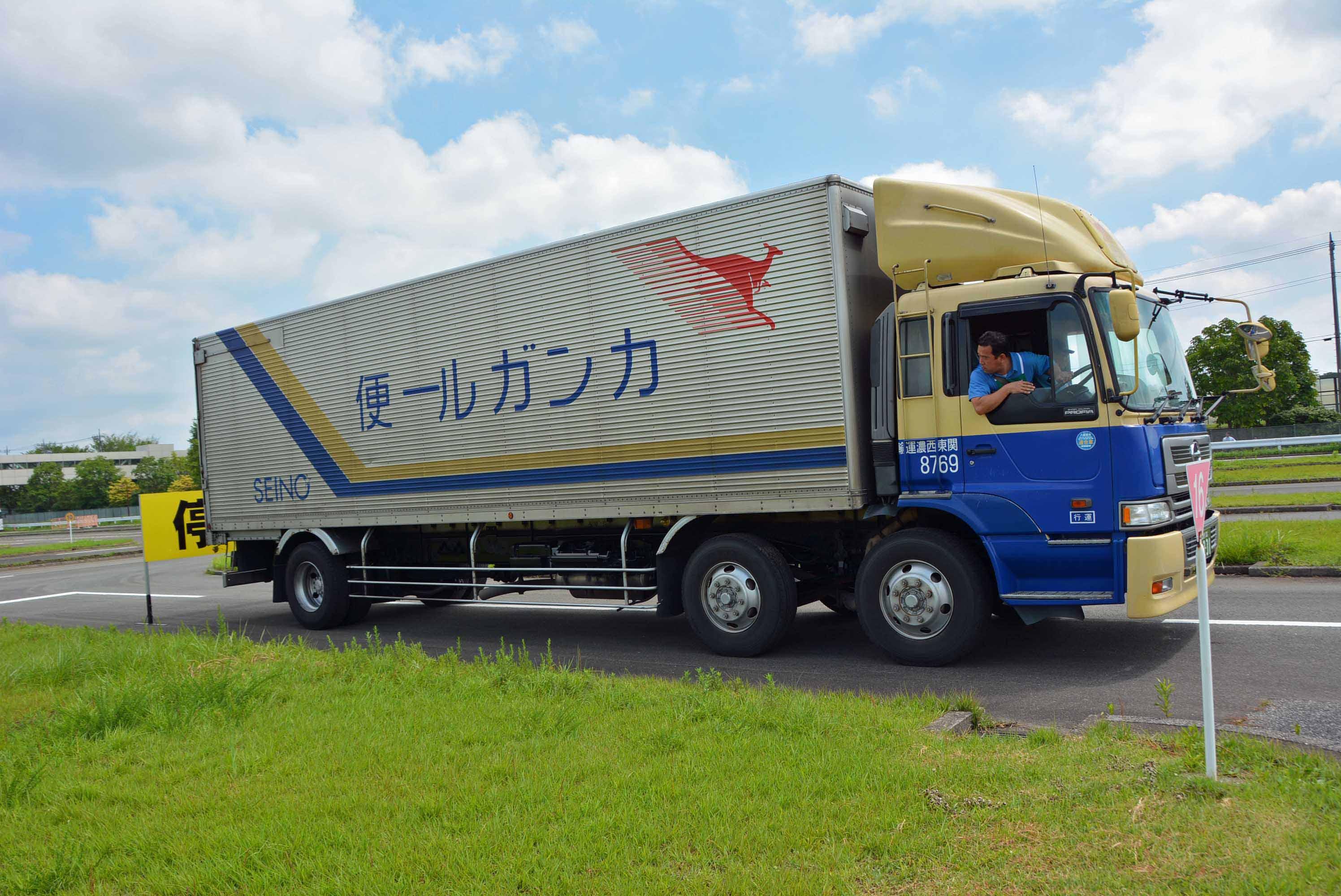 トラックドライバーコンテスト